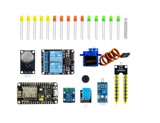 Project Kit for NodeMCU