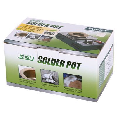 Proskit 200W Soldering Pot SS-552B