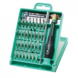Pro's Kit - Proskit 31-In-1 Precision Electronic Screwdriver Set SD-9802