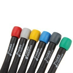 Proskit 6 Piece Electronic Screwdriver Set 8PK-2061 - Thumbnail