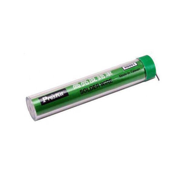Proskit 9S001 1.0 mm Tüp Lehim Teli