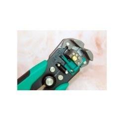 Proskit Automatic Wire Stripper & Crimper Plier - Cable Stripper 8PK-371D - Thumbnail