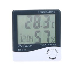 Pro's Kit - Proskit Digital Temperature Humidity Meter NT-311