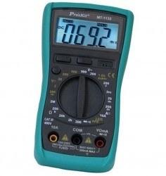 ProsKit - Proskit MT-1132 3 1/2 Manual Digital Multimeter