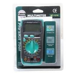 Proskit MT-1210 3 1/2 Compact Digital Multimeter - Thumbnail