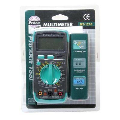 Proskit MT-1210 3 1/2 Compact Digital Multimeter