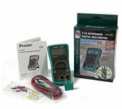 Proskit MT-1232 Automatic Level Digital Multimeter - Thumbnail