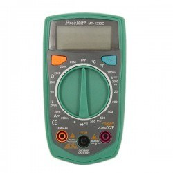 Proskit MT-1233C 3 1/2 Dijital Multimetre(Avometre) - Thumbnail