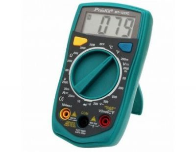 Proskit MT-1233C 3 1/2 Dijital Multimetre(Avometre)