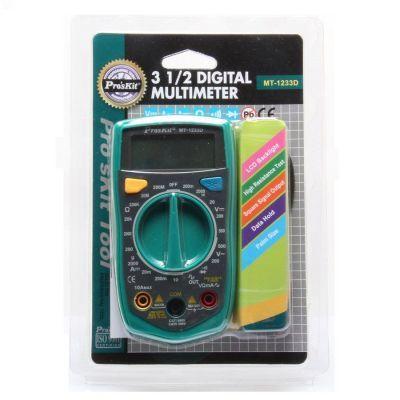 ProsKit MT-1233D Digital Multimeter