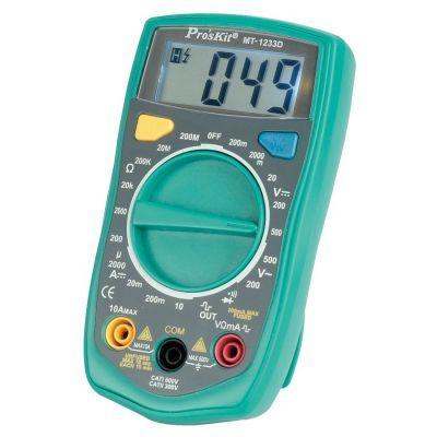 ProsKit MT-1233D Dijital Multimetre