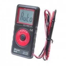 Proskit MT-1505 3 3/4 Otomatik Cep Multimetre (Temassız Gerilim Dedekörü) - Thumbnail