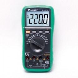 Pro's Kit - Proskit MT-1710 True-RMS Otomatik Seviyeli Dijital Multimetre