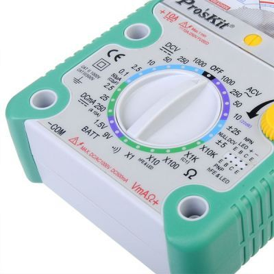 Proskit MT-2017 Analog Multimeter