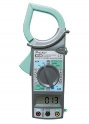 Proskit MT-3266 1/2 Hand Type Digital Pliers Ammeter - Thumbnail