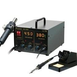 Pro's Kit - Proskit SS-989B MU SMD İstasyon Havya