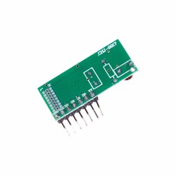 PT2272 4 Channel RF Receiver Module - Compatible with 4KM and 1KM Transmitters - Thumbnail