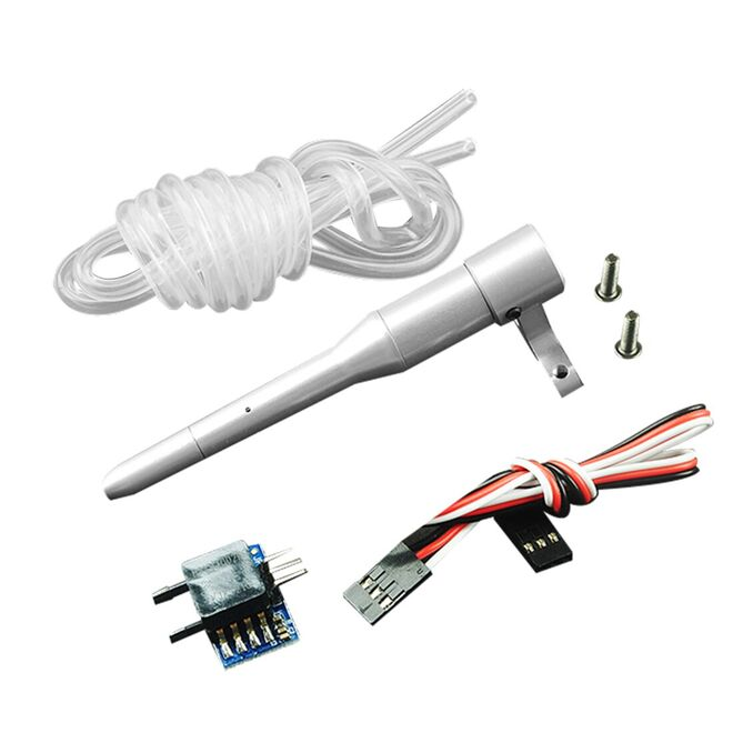 PT60 APM Airspeed Sensörü - Pitot Tüpü (Dijital/Analog)