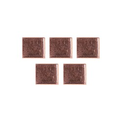 Pure Copper Heatsink Pack x 5 - Thumbnail