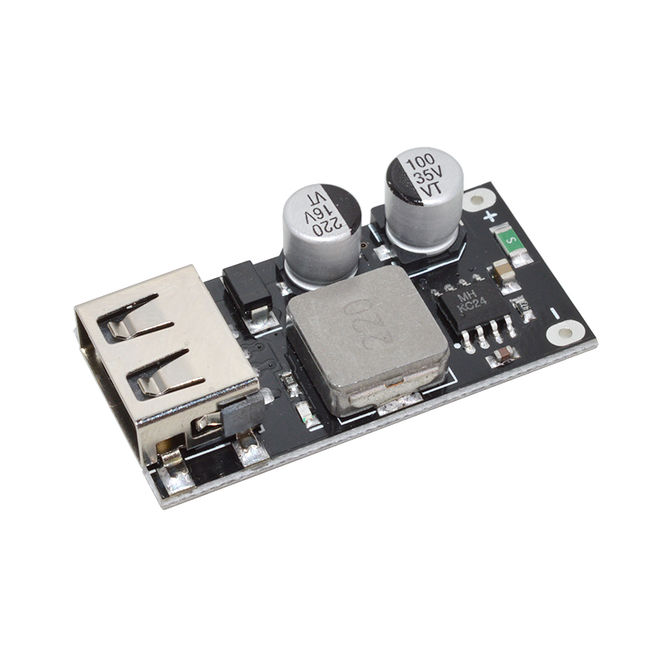 QC3.0 quick charge and buck module