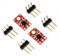 QTR-1A Kızılötesi Sensör Çifti (2 Adet) - PL-2458 - Thumbnail
