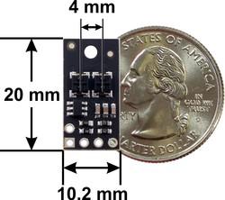 QTRX-HD-02RC 2'li Çizgi Algılama Sensörü (Sık Sensör Dizilimli) - Thumbnail