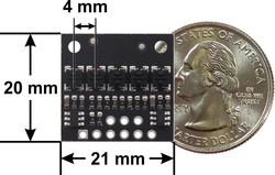 QTRX-HD-05A 5'li Çizgi Algılama Sensörü (Sık Sensör Dizilimli) - Thumbnail