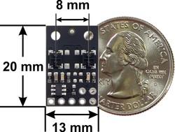 QTRX-MD-02RC 2'li Çizgi Algılama Sensörü (Seyrek Sensör Dizilimli) - Thumbnail
