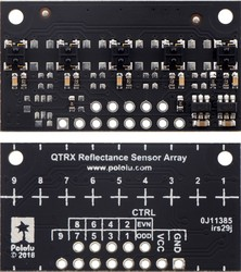 QTRX-MD-05RC Reflectance Sensor Array - Thumbnail
