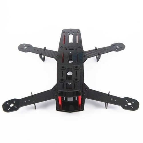 Quadcopter için Glass Fiber Mini 250 FPV Gövde (Frame)
