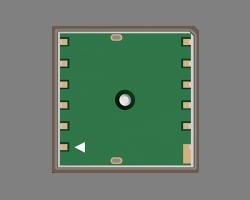 Quectel L86 Antenli GNSS Modül - Thumbnail