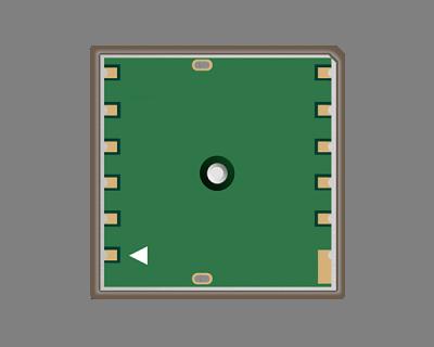 Quectel L86 Antenli GNSS Modül