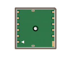 Quectel L86 GNSS Module with Antenna - Thumbnail