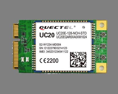 Quectel UC20 3G UMTS/HSPA+ Mini PCIe Module