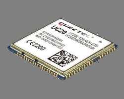 Quectel - Quectel UC20 UMTS/HSPA+ Modül
