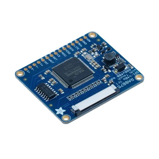 RA8875 40-pin Ekran Sürücü Modülü
