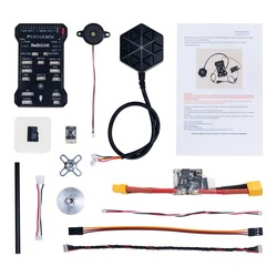 China - Radiolink Pixhawk Flight Controller + Power Module + SE100 GPS Combo Kit