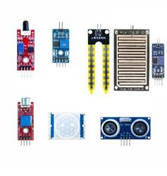 Raspberry/Arduino Başlangıç Sensör Seti - 15in1 - Thumbnail
