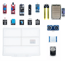 Raspberry / Arduino Starter Sensor Set - 15in1 - Thumbnail