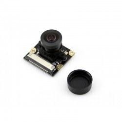 WaveShare - Raspberry Pi Kamera - Balık Gözü Lens (G)