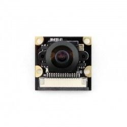 WaveShare - Raspberry Pi Kamera - Balık Gözü Lens + Kızılötesi Led Modülü (H)