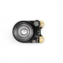 WaveShare - Raspberry Pi Kamera için İnfrared Led Kartı (Çift)