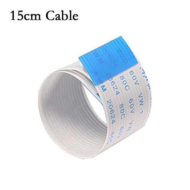 15 cm Raspberry Pi Kamera Kablosu, FFC 15 Pin (4B/3B+/3B/3A+ Uyumlu)