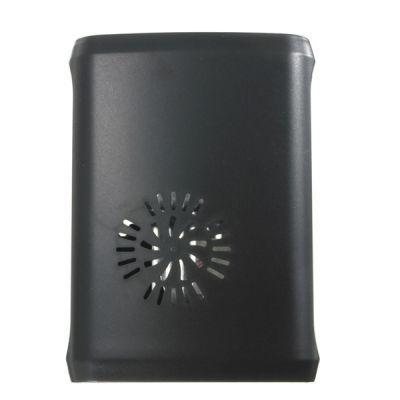 Raspberry Pi B+/2/3 Siyah, Fan Uyumlu Case