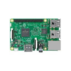 Raspberry Pi 3 Combo Kit - Raspberry Pi 3 + Case + Adapter + SD Card - Thumbnail