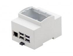 Italtronic - Raspberry Pi 3 DIN Rail Enclosure