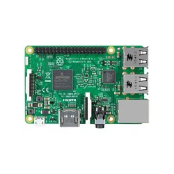 Raspberry Pi 3 IoT Set With Projects (With Turkish Book) - Thumbnail