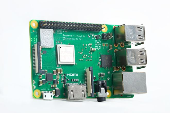 Raspberry Pi 3 Model B+ (Yeni Versiyon)