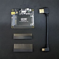 Raspberry Pi 3G/4G & LTE Base HAT - Thumbnail