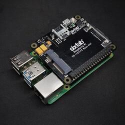 Sixfab - Raspberry Pi 3G/4G & LTE Base HAT